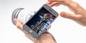 Olympus Air, o cameră foto externă pentru telefonul mobil