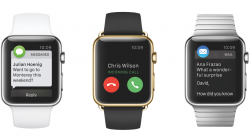 Galerie foto Apple Watch