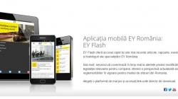 Ey Flash, aplicația mobilă care vă ține la curent cu obligațiile fiscale