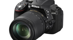 Superoferta la DSLR Nikon D5300 kit 18-105mm VR (black)