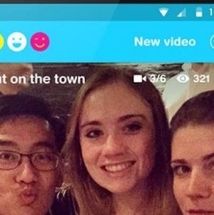 Facebook lanseaza aplicatia de clipuri video Riff