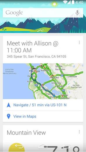 google now3