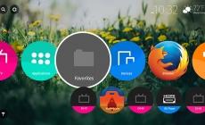 Cum arata interfata Firefox OS pentru televizoare