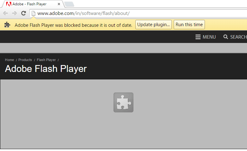 flash player plugin download for chrome