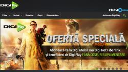 O noua surpriza de la RCS-RDS, serviciul DigiPlay oferit gratuit