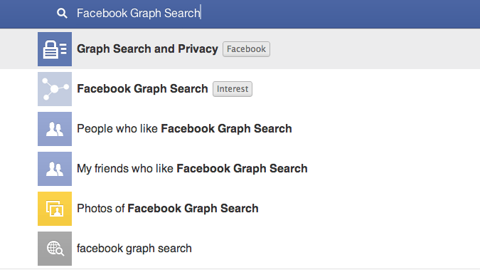 Facebook-Graph-Search
