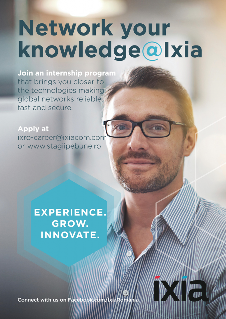 Ixia - Network your knowledge