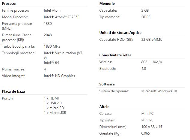 lenovostick300 specs