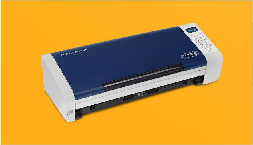 scaner duplex xerox