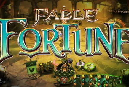 Fable Collectible Card Game