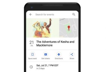 evenimente google