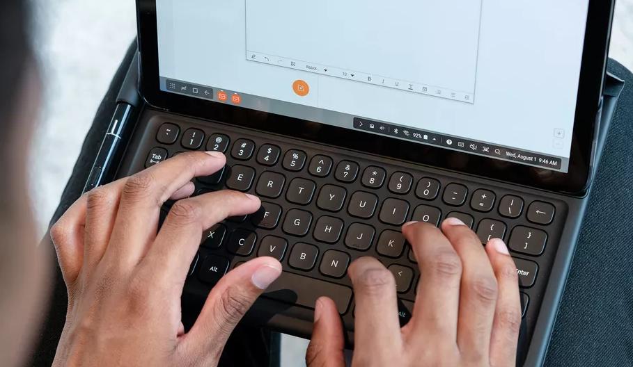 tastatura galaxy tab s4