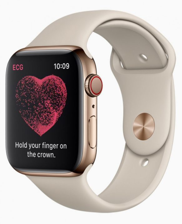 Apple Wacth Series 4 EKG