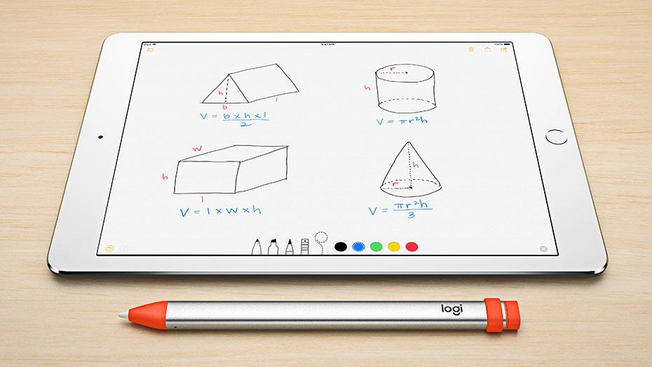logitech crayon apps