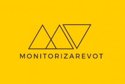 monitorizare vot