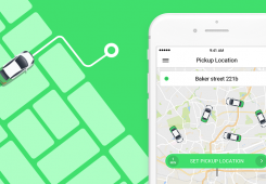 taxify google maps