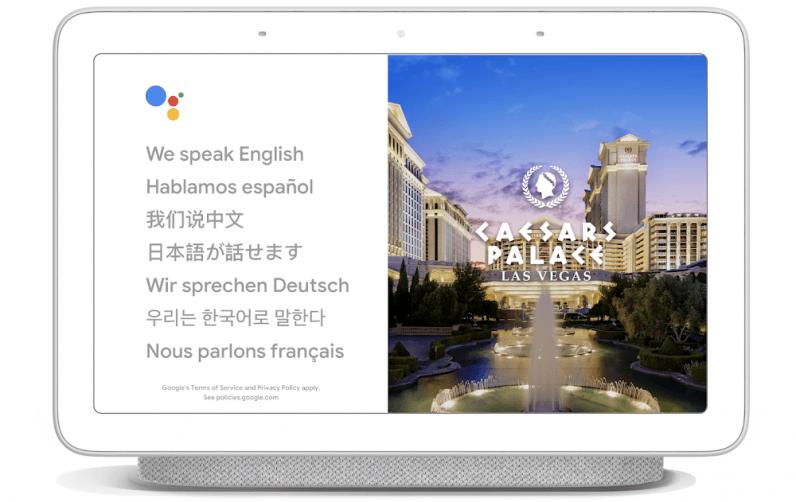 google asisstant translate