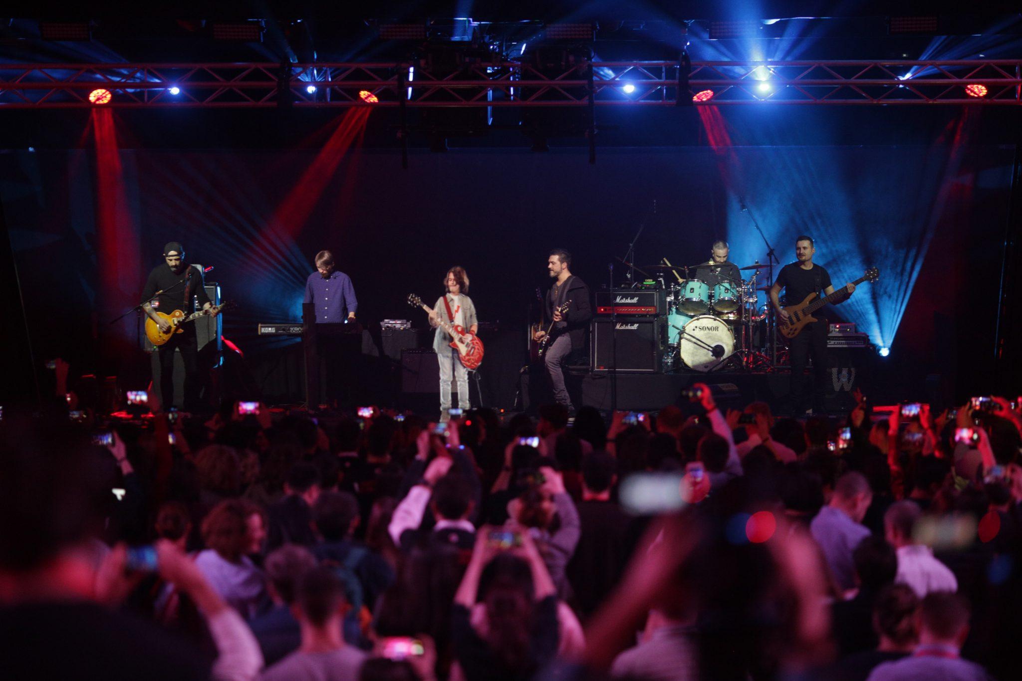 concert vodafone 5g