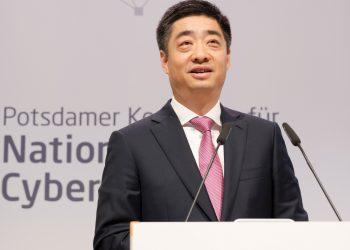 Ken Hu, vicepreședinte Huawei