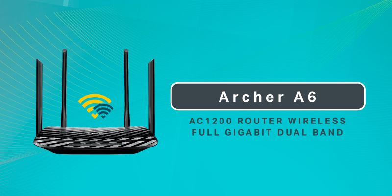 TP Link Archer A6