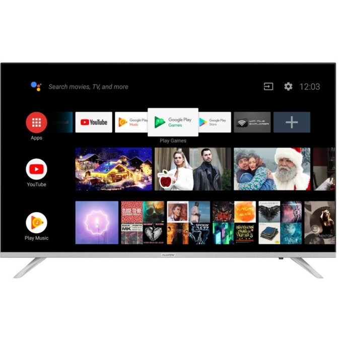 upgrade allview android tv