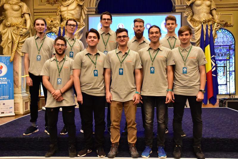 Campionatului European de Securitate Cibernetică (ECSC 2019)