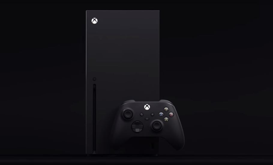 xbox series x and controller