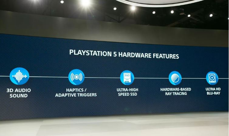 Specificatii Playstation 5