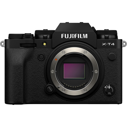 Fujifilm lanseaza camera foto mirrorless X-T4