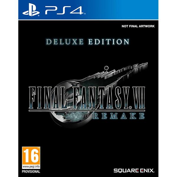 Opening movie Final Fantasy VII Remake lansat de Square Enix