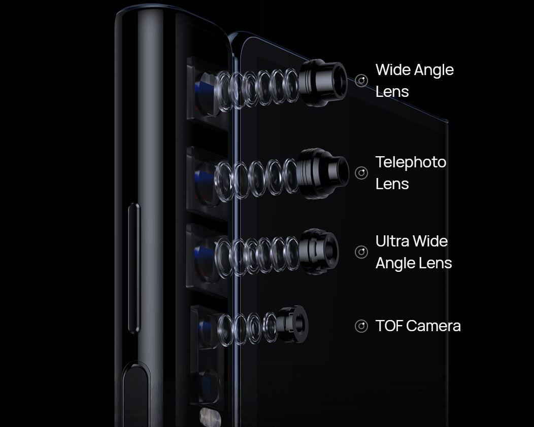 sistem camere foto mate xs