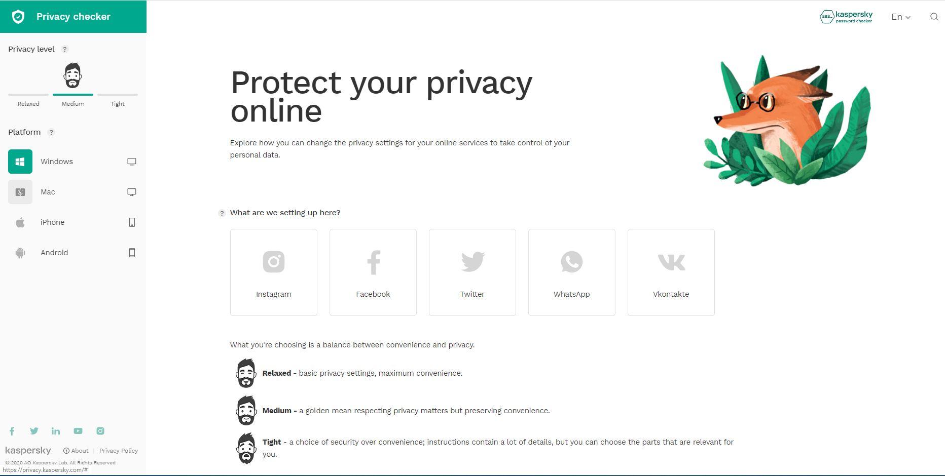 sfaturi protectie anti phishing kaspersky