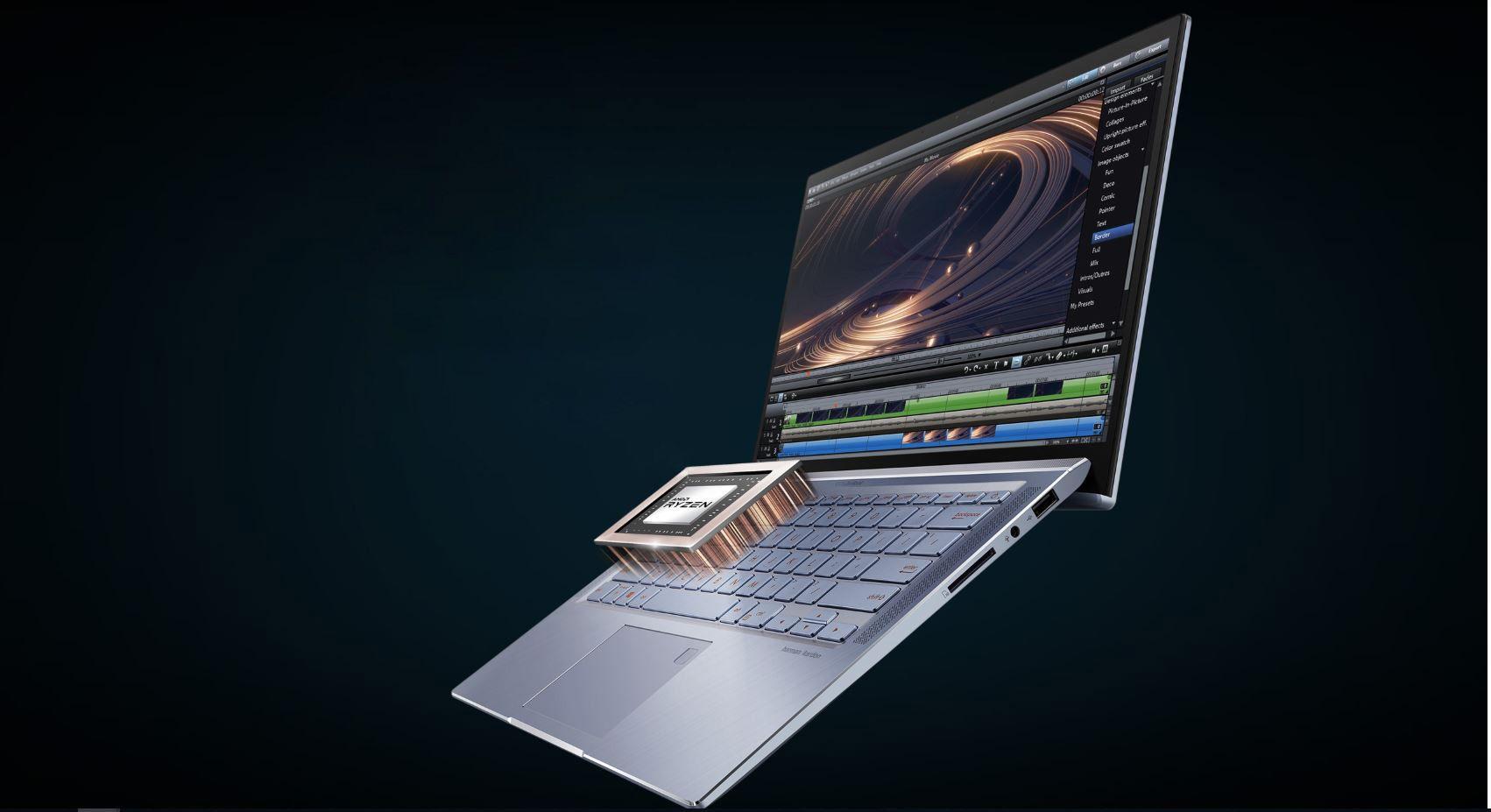 ZenBook 14 ryzen 5
