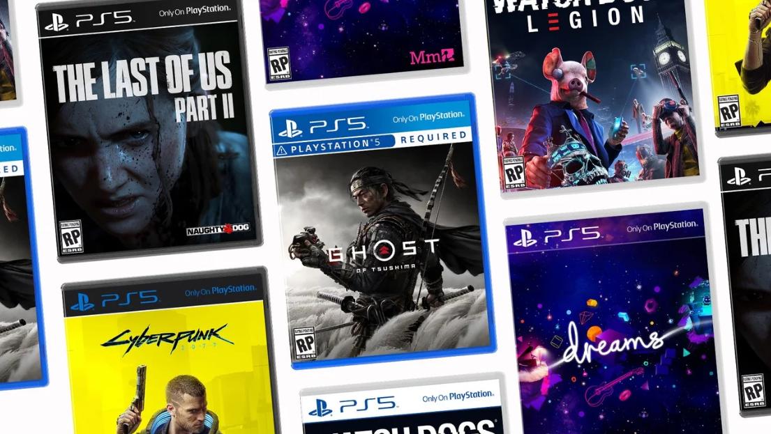 jocuri PS4 pe PS5