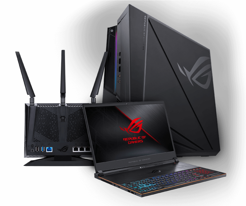 router gaming asus rog