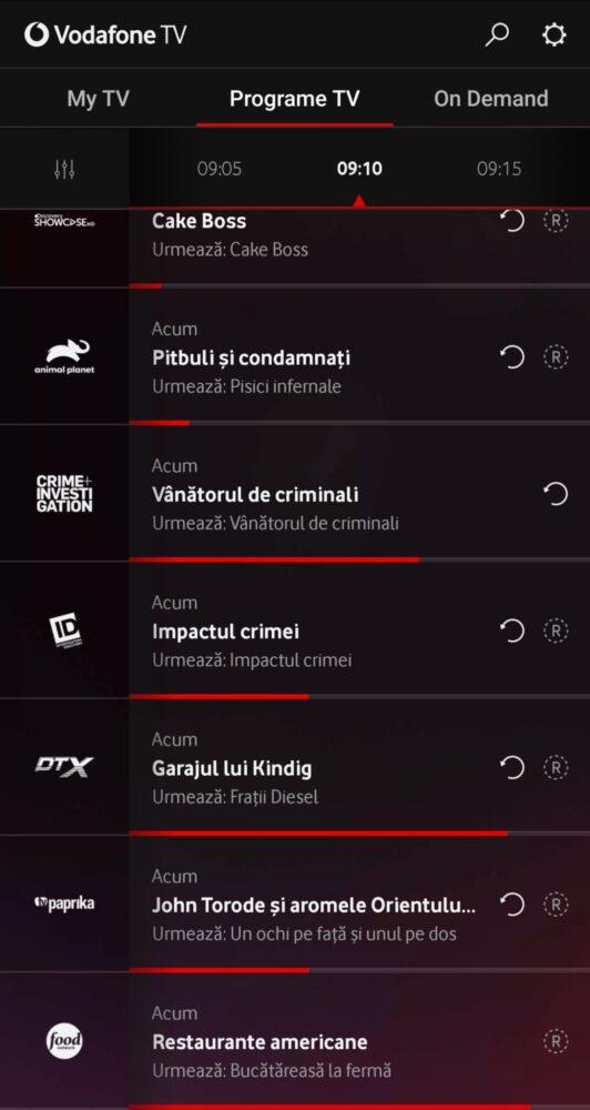 canale vodafone tv