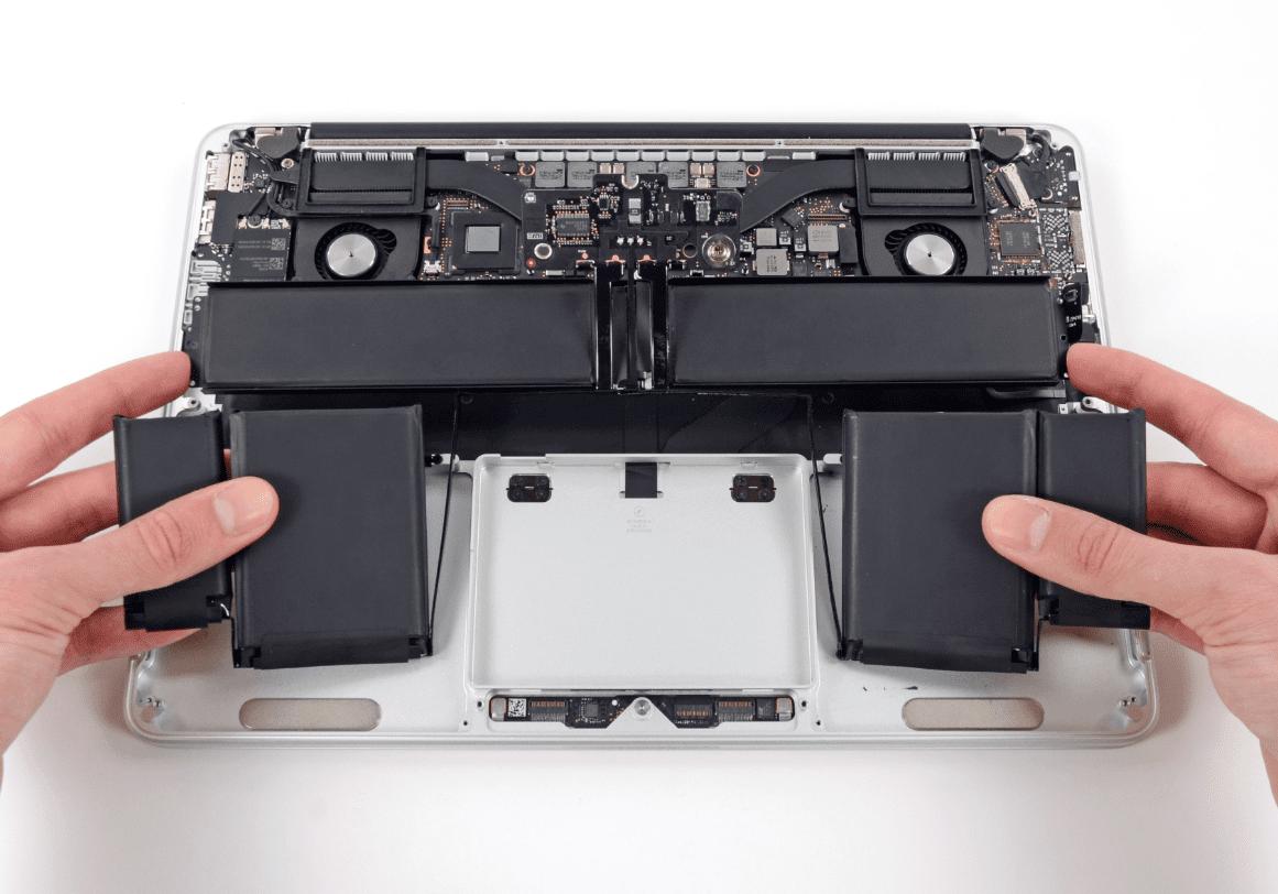 apple vrea sa prelungeasca durata de viata a bateriei macbook