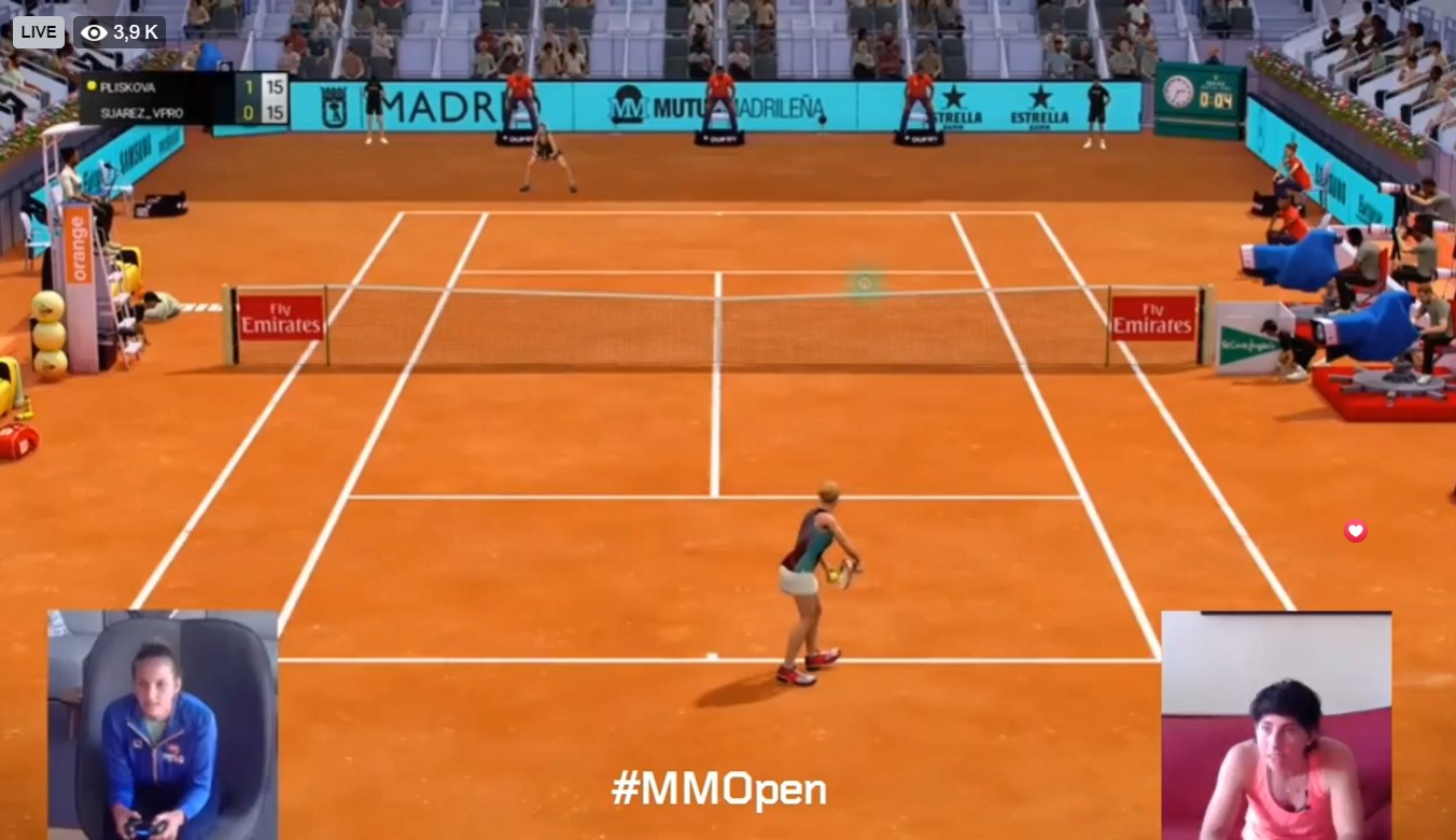 Virtual Madrid Open