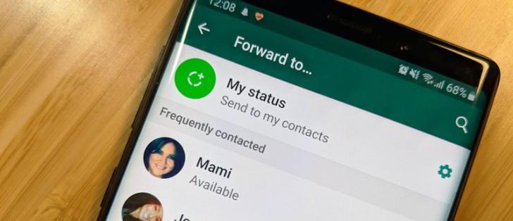 redirectionarea mesajelor whatsapp