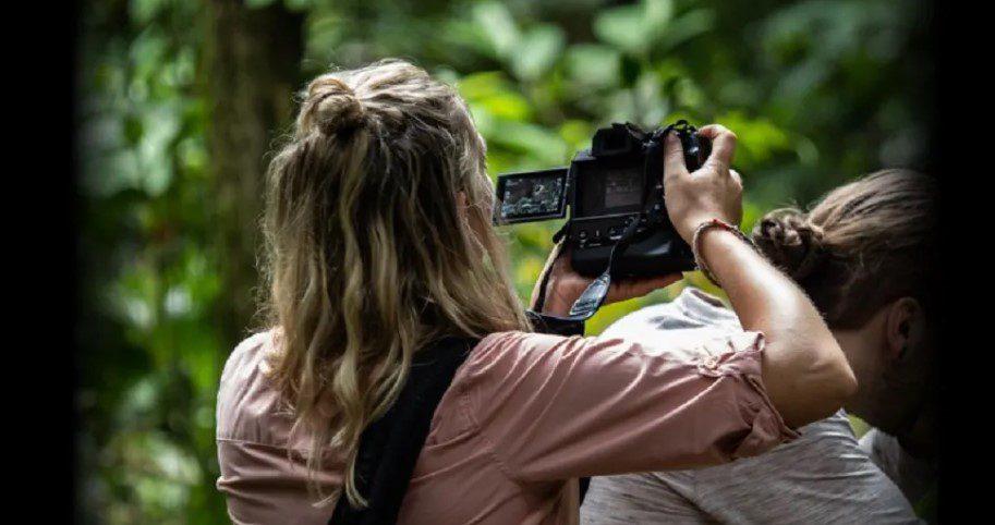 filmare olympus OM-D E-M1 Mark III