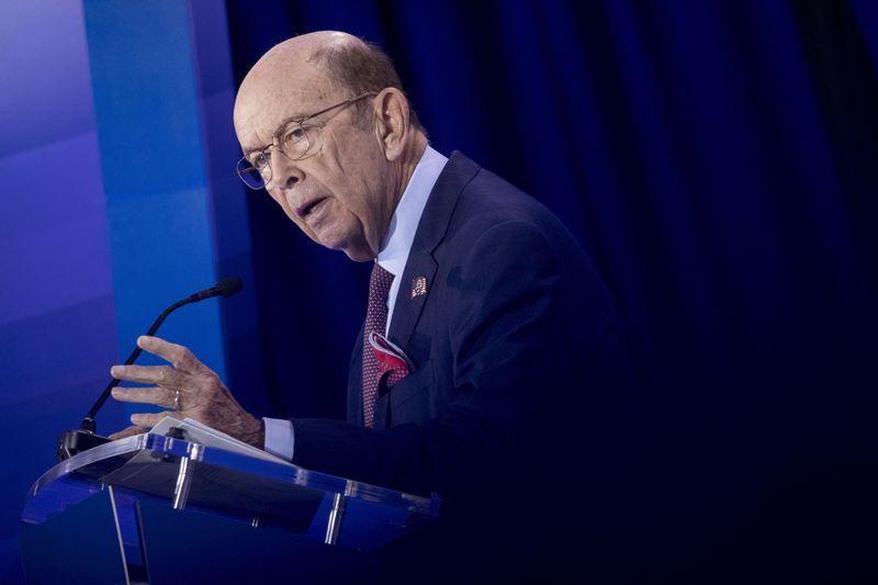 Secretarul pentru comerț al SUA, Wilbur Ross interviu sanctiuni noi huawei