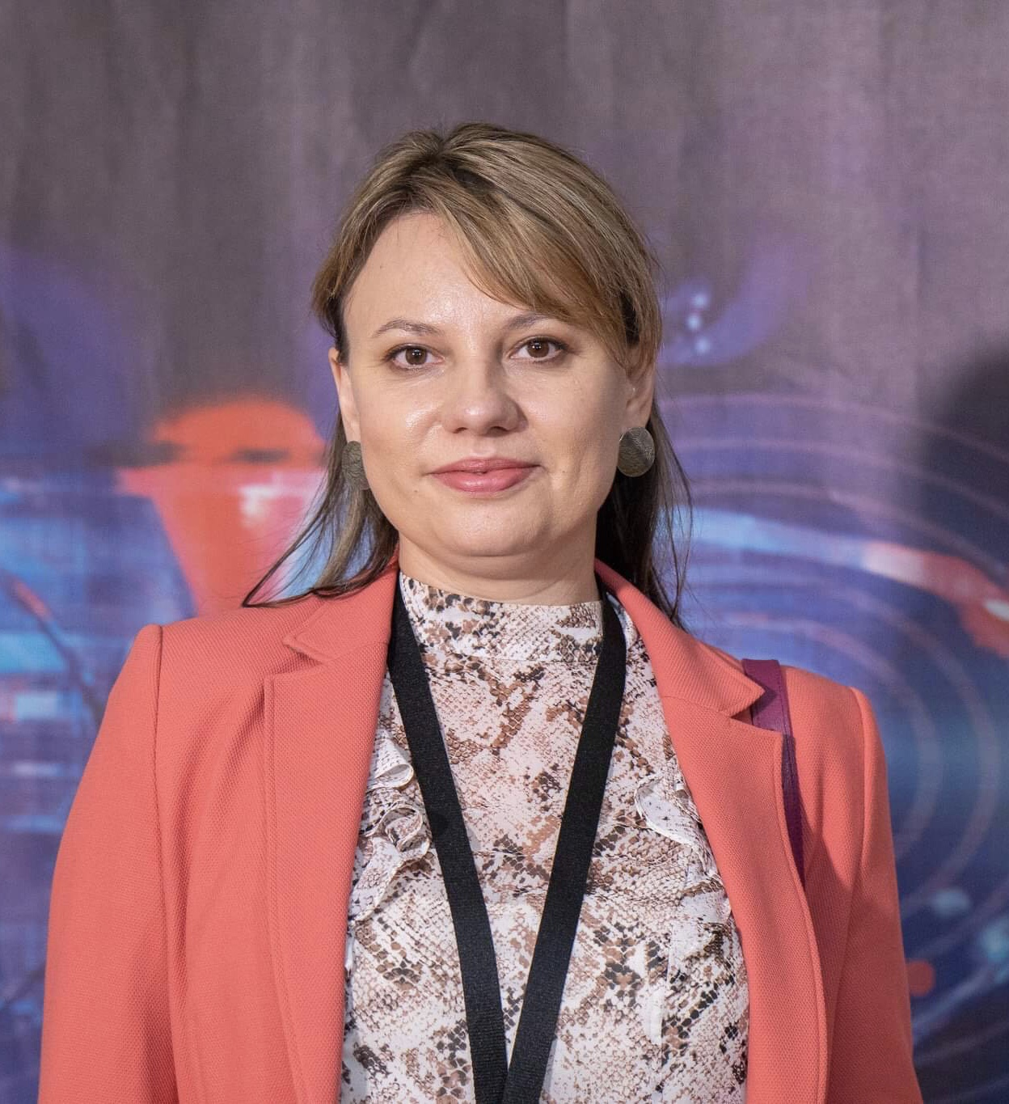 Florina Sereș, director general Xerox România