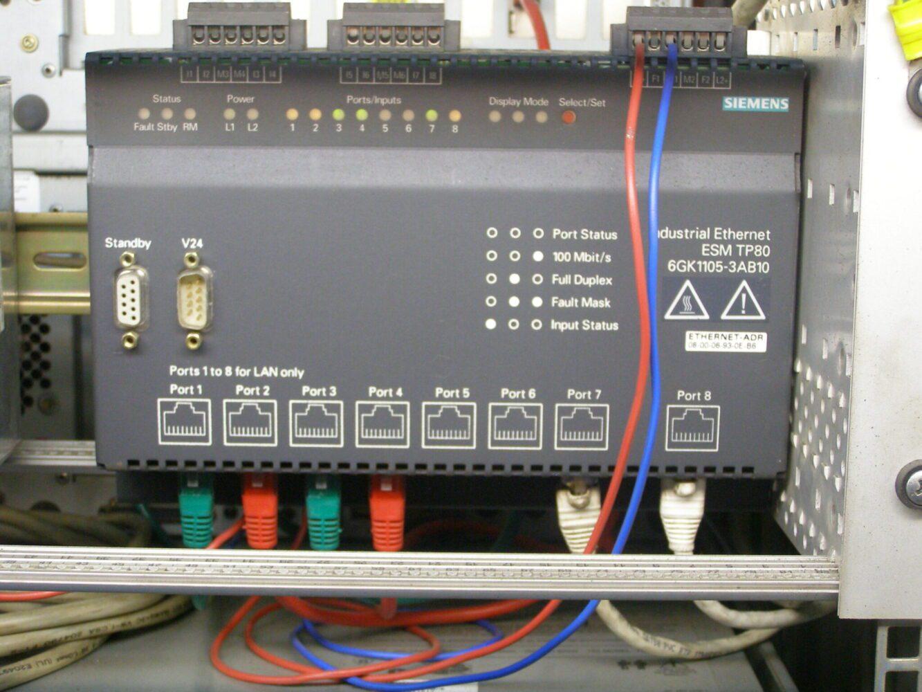 switch ethernetul industrial