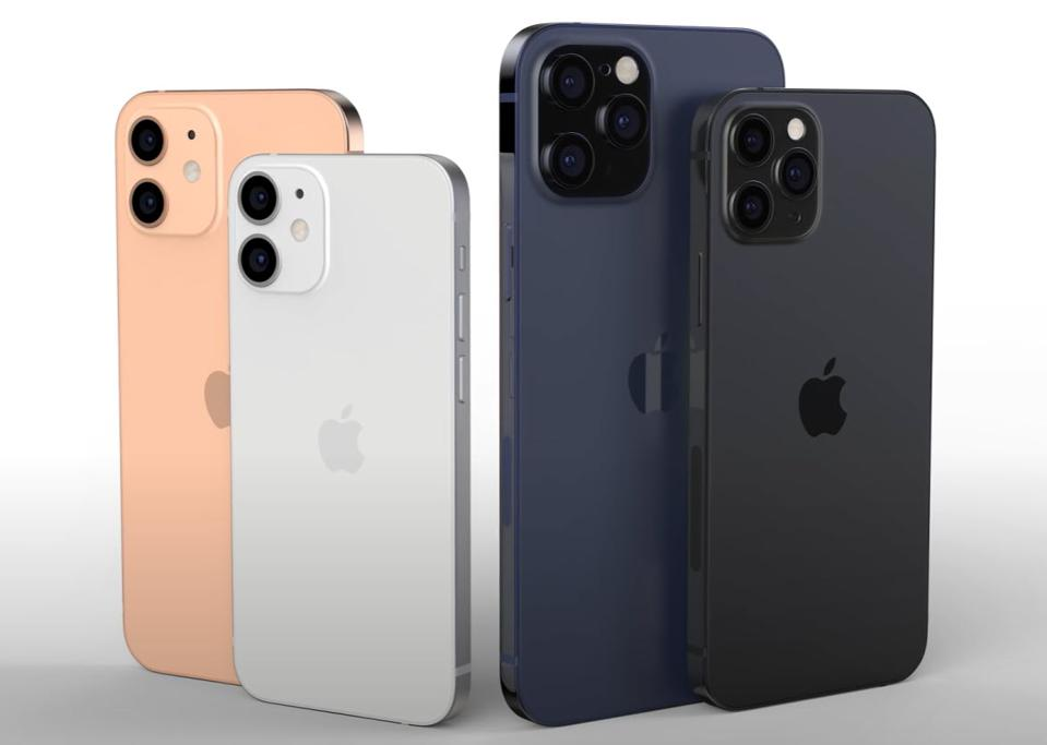 modele iphone 12