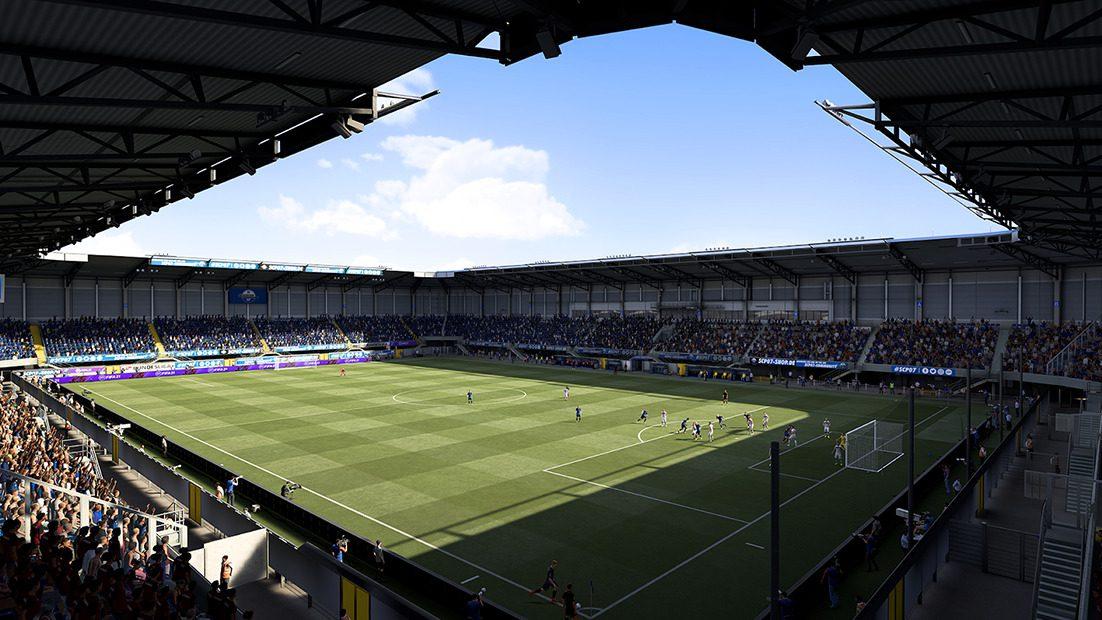cluburile si stadioanele din fifa 21