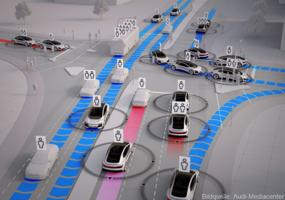 transformarea digitală a mobilității
