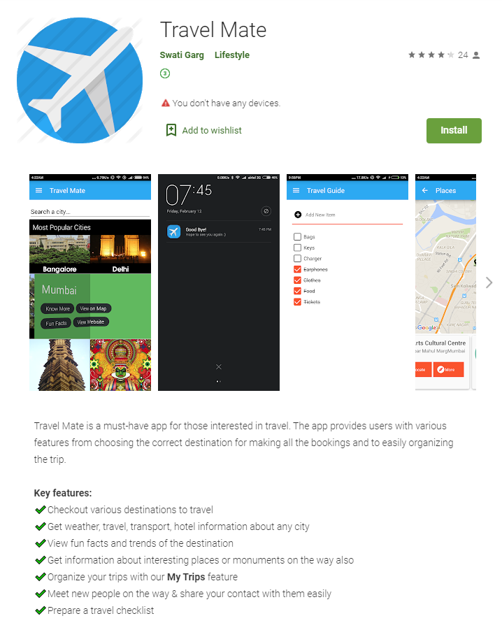 aplicatie cu GravityRAT