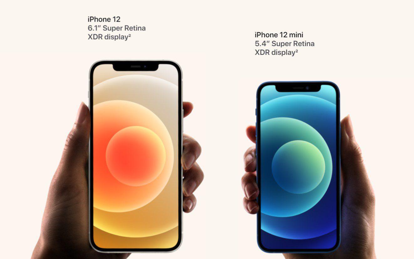 iphone 12 si mini