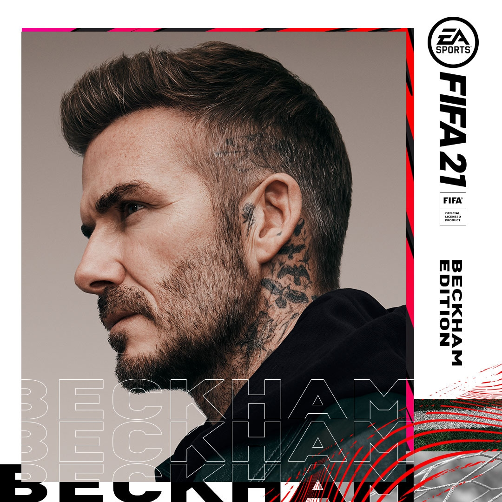 David Beckham fifa 21