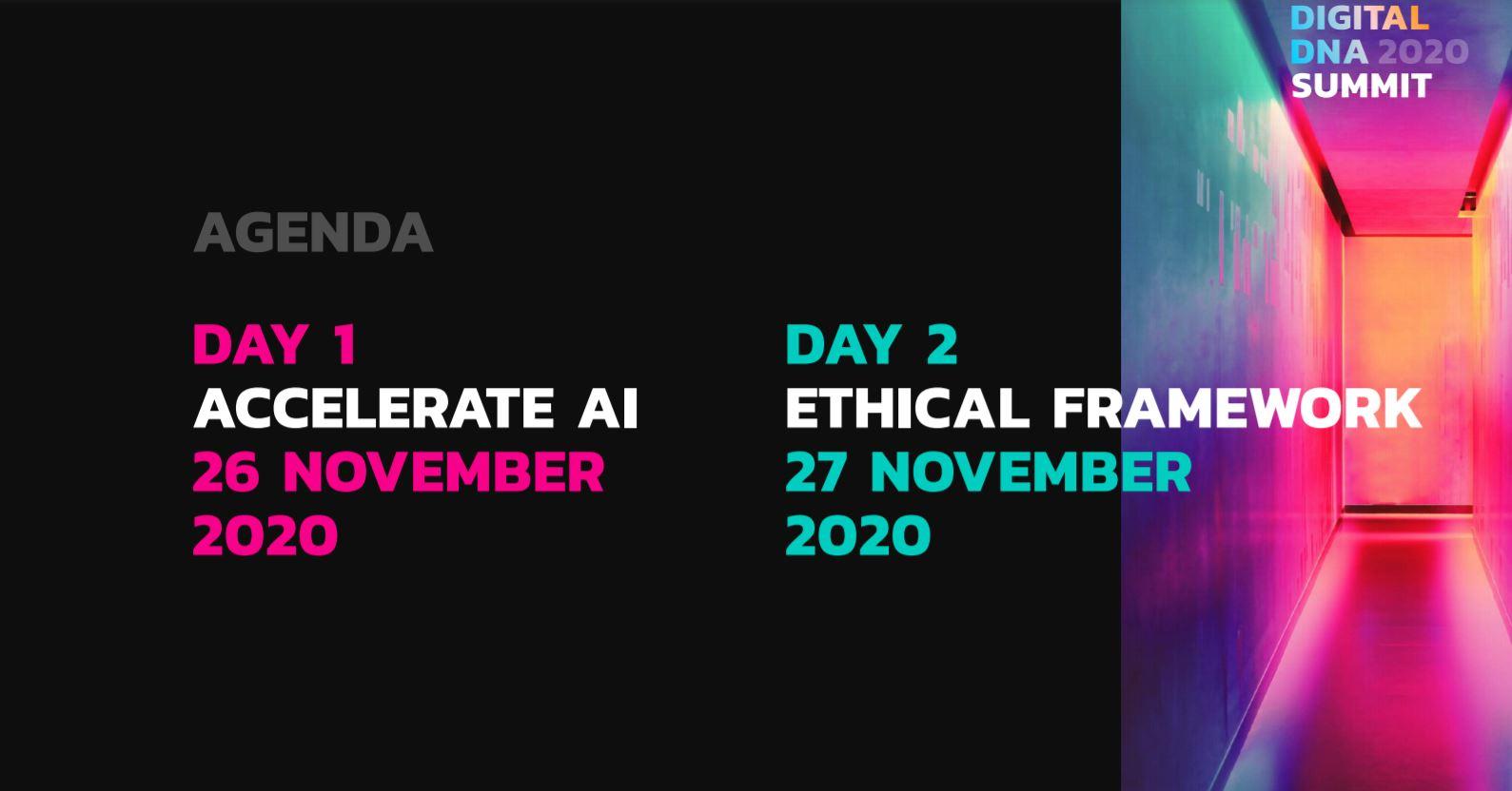 Digital DNA Summit